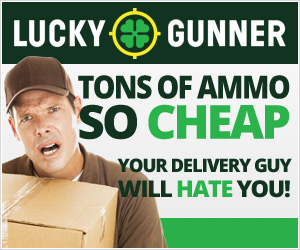 Buy bulk ammo at Lucky Gunner