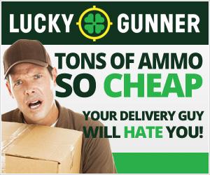 Buy bulk ammo at Lucky Gunner